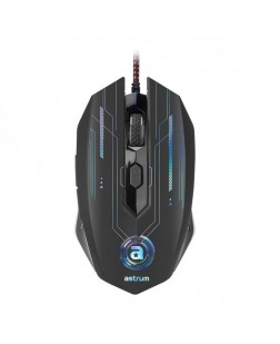 Astrum MG200 Wired Gaming Mouse 6D LED RGB 3200 DPI