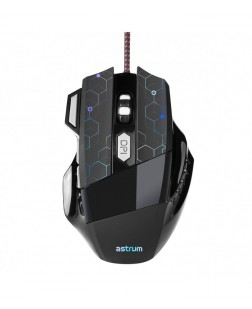 Astrum MG300 Wired Gaming Mouse 7D LED RGB 3200 DPI