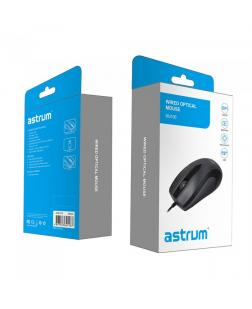Astrum MU100 3B Wired Optical USB Mouse