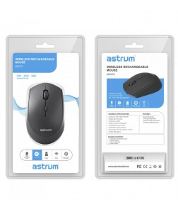 Astrum MW270 3B Rechargeable 2.4Ghz Wireless Mouse