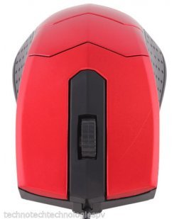 Technotech Big USB Optical Mouse TT-A09 (RED)