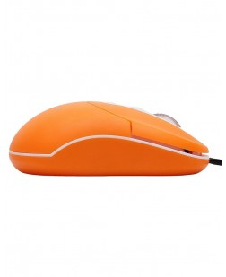Technotech USB Mouse Orange in Colour TT-A05