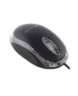 TechnoTech Wired PS2 Optical Mouse for Laptop, Desktop, PC (TT-A01)