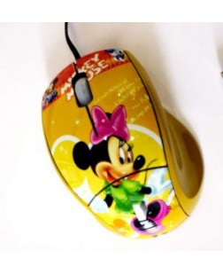 TechnoTech Mickey Mouse Multi-Coloured Optical Mouse