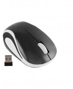 Technotech Wireless 2.4 GHz Black Mouse TT-G08