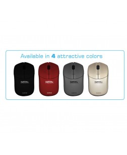 Zebronics Surfer 2.4Ghz Wireless Optical Mouse