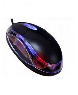 Terabyte TB-36B USB Optical Mouse (Black)