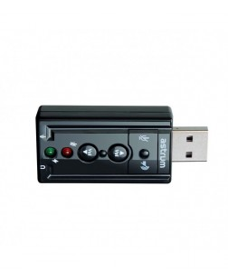 Astrum SC080 Sound Adapter USB Stereo 3D 7.1CH
