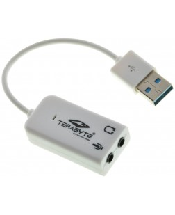 Terabyte TB-026 USB Sound Adapter 7.1 Channel