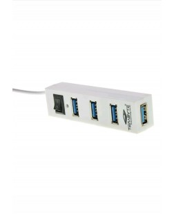 Terabyte Anchor TB-1101 4 Port High-Speed USB Hub