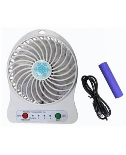 Generic Handhold Rechargeable Mini USB Ventilator Desk/Portable Fan