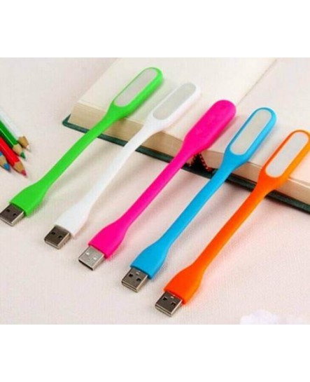 Stylish branded USB single light night reading lamp for students and all household/office works