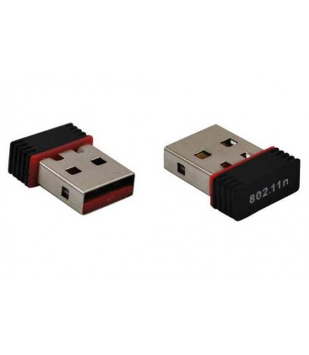 WiFi Network Adapter dongle (150 mbps High gain & long distance range)