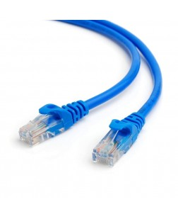 Terabyte CAT5 RJ45 Ethernet Lan Cable Patch Cord 20 Meter (Blue)