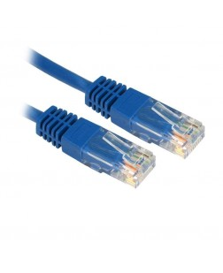Terabyte CAT5 RJ45 Ethernet Lan Cable Patch Cord 30 Meter (Blue)