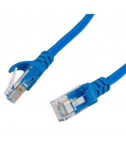 Terabyte CAT5 RJ45 Ethernet Lan Cable Patch Cord 3 Meter (Blue)
