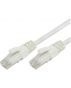 Terabyte CAT6 RJ45 Ethernet Lan Cable Patch Cable 2 Meter (White)