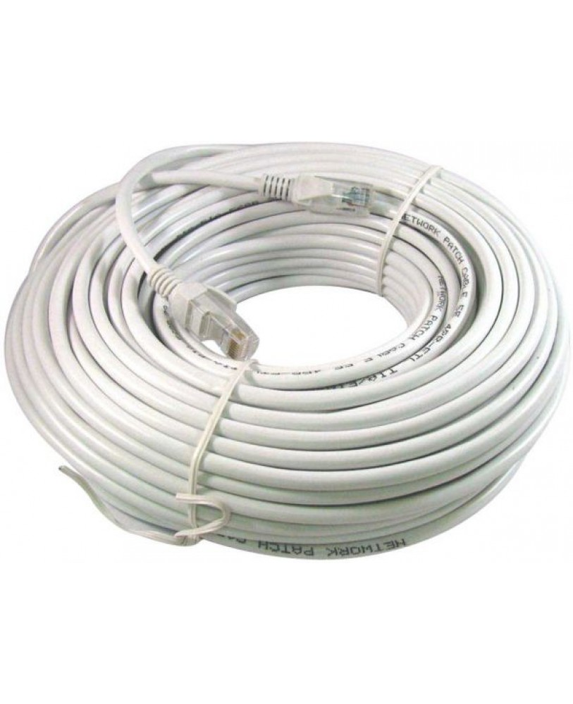Terabyte Cat6 305 Meter Lan Cable Buy Rj45 Ethernet Wiring Patch Cord White