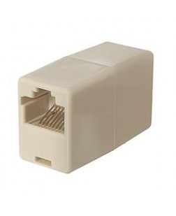 Ethernet Cable Jointer Female to Female Connector (Pack of 10)