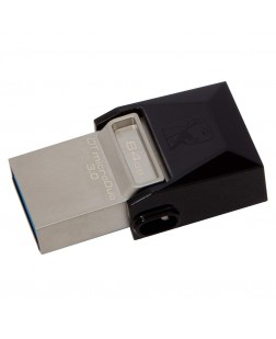 Kingston DataTraveler MicroDuo 64GB USB 3.0 OTG Pen Drive