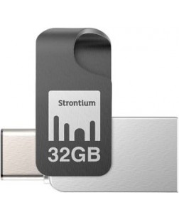 Strontium Nitro Plus 32GB Type-C USB 3.1 Flash Drive