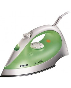 Philips GC1015 Steam Iron (Green)