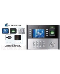BioMax ICLOCK-990 Time Attendence Machine with Access Control