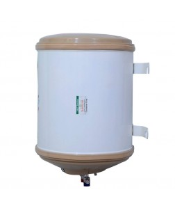 Kalptree Shells 15-Liters - Water Heater / Geyser (Off-White and Beige)