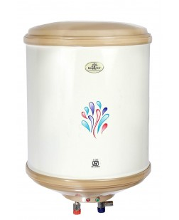 Kalptree - Shells 25 Liters Electric Storage Water Heater/Geyser with Auto Power Cut-Off, All India Service