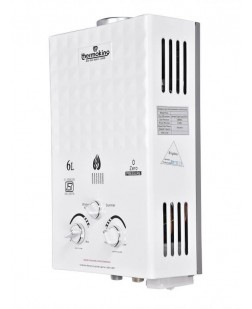 Thermoking 6 L Gas Water Heater - Metal Body INSA SERIES (1 Year Warranty)