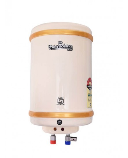 Thermoking 10 L Storage Water Heater Copper Tank (1 Year Warranty)