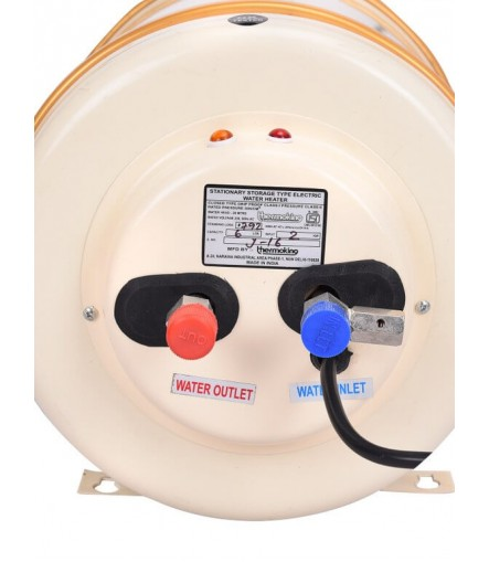 Thermoking 6 L Storage Water Heater Copper Tank (1 Year Warranty)