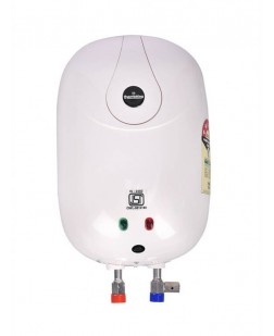 Thermoking 10 Liter Stainless Steel ABS Storage Water Heater - Silver Series - (1 Year Warranty)