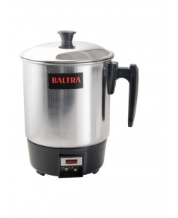 Baltra BHC-102 300-Watt 1.0-Litre Electric Kettle/Jug (Steel)