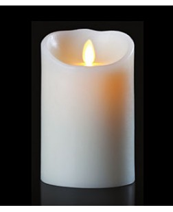 Flameless LED Electronic Candle for Home Decoration Candle  (Pack of 1)