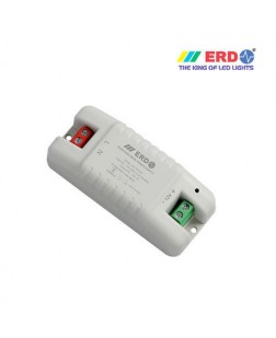 ERD 12V-2Amp LED Strip Power Supply with Voltage Boosting (AC to DC)