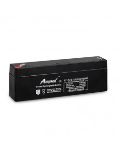 Amptek 12V 2.2mAh Sealed maintenance Free Battery (12V-2.2mAh)