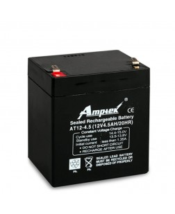 Amptek 12V 4.5mAh Sealed maintenance Free Battery (12V-4.5mAh)