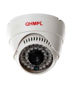 Quantum make  packed dome 1.3 MP camera IR 30 Meter fit for indoor premises