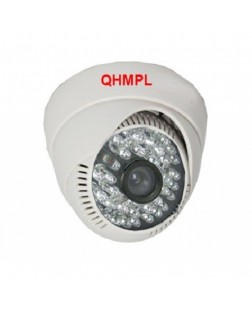 Quantum CCTV camera 2 MP 12 VDC and resolution of 700 TVL with night vision