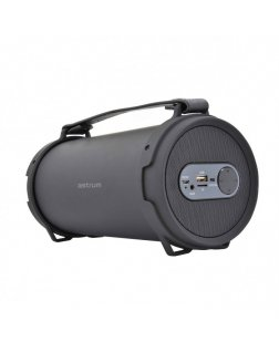 "Astrum SM310 Wireless Barrel Speaker 12W 4"" BT / FM / TF"