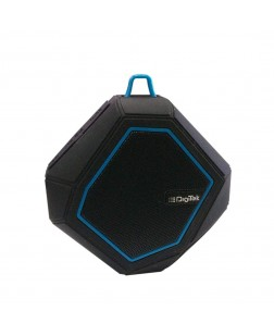 Digitek SplashProof DBS-004 Wireless Portable Bluetooth Speaker (Black)