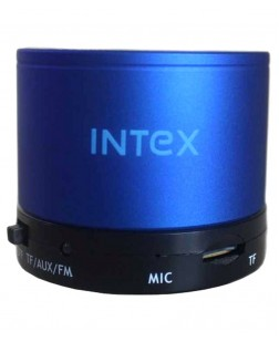 Intex IT-11SBT Bluetooth Speakers (Blue/Black)