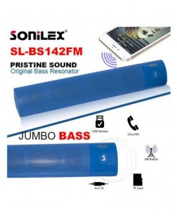 Sonilex BS-142 FM Bluetooth Speaker
