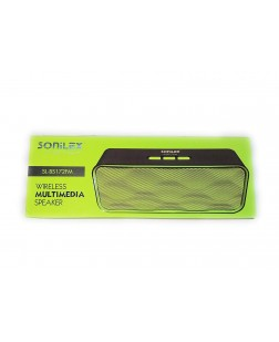 Sonilex BS 172 Portable Bluetooth Speaker