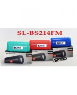 Sonilex BS 214 wireless bluetooth speaker