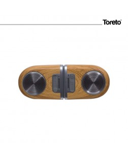 Toreto TOR-310 Magnetic Bluetooth Speaker with TWS Technology