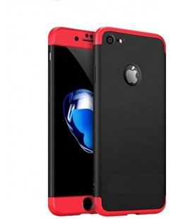 Ipaky Apple Iphone 5S Premium Shockproof 3 in1 Full Body Protection (Black/Red)