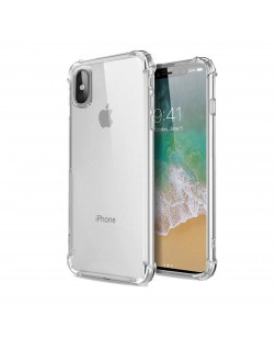 Ipaky Apple iPhone X Anti Shock Back Case