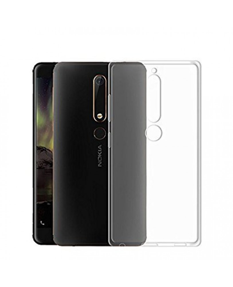best sneakers e9709 f6c16 Ipaky Nokia 8.1 Premium Shockproof 3 in1 Full Body Protection Back Cover  Case